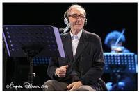 il maestro.... Franco Battiato in concerto... ph angela platania  - Catania (548 clic)