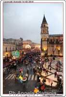 Acireale. Carnevale sotto la pioggia. Ph Angela Platania  - Acireale (5159 clic)