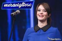 Meraviglioso Carmen Consoli ospite del programma tv Meraviglioso condotto da Salvo La  Rosa  - Catania (828 clic)