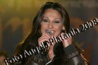Carnevale di Acireale - Anna Tatangelo in concerto- Foto Angela Platania  - Acireale (2414 clic)