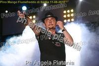 Pino Mango a Fiumefreddo di Sicilia. Ph Angela Platania (Un bellissimo concerto..)  - Fiumefreddo di sicilia (2683 clic)
