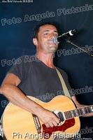 Alex Britti in concerto a Valverde. Ph Angy Platania  - Valverde (3485 clic)