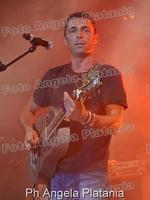 Alex Britti in concerto a Valverde. Ph Angy Platania  - Valverde (3118 clic)