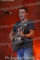 Alex Britti in concerto a Valverde. Ph Angy Platania  - Valverde (2939 clic)