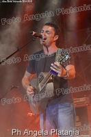 Alex Britti in concerto a Valverde. Ph Angy Platania  - Valverde (3723 clic)