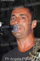 Alex Britti in concerto a Valverde. Ph Angy Platania  - Valverde (3018 clic)