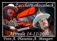 Zucchero live Zucchero Fornaciari ad Acireale Ph Angela Platania  - Acireale (1633 clic)