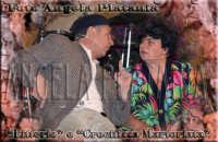 Insieme- Enrico Guarneri in arte Litterio con Margherita Mignemi in arte Crocifissa Martoriata - Foto Angela Platania   - Catania (6578 clic)