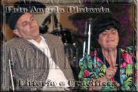 Insieme- Enrico Guarneri in arte Litterio con Margherita Mignemi in arte Crocifissa Martoriata - Foto Angela Platania   - Catania (4410 clic)