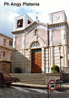 Zafferana Etnea - Chiesa Madonna delle Grazie  - Zafferana etnea (2784 clic)