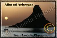 Una splendida alba di Settembre. Ph Angela Platania  - Aci trezza (2650 clic)