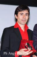 Taormina - L'attore Luigi Lo Cascio  - Taormina (3634 clic)