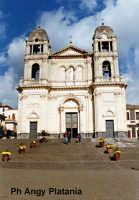 Zafferana Etnea - Chiesa Santa Maria della Provvidenza  - Zafferana etnea (4103 clic)