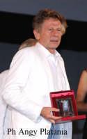 Taormina - Il regista Roman Polanski  - Taormina (2830 clic)