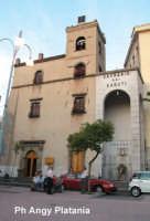 Bronte - Chiesa San Silvestro  - Bronte (2930 clic)