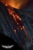 lo spettacolo continua Il cratere di sud est   - Pisano etneo (1073 clic)