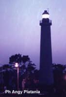 Catania - Zona Playa - Faro Biscari di notte  - Catania (4892 clic)