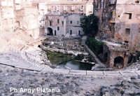 Catania - Teatro Greco  - Catania (2707 clic)