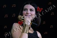 Laura Pausini in concerto. Ph Angela Platania  - Acireale (3301 clic)