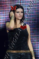 Laura Pausini in concerto. Ph Angela Platania  - Acireale (3590 clic)