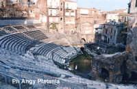 Catania - Teatro Greco  - Catania (3738 clic)