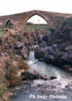 Adrano - Il ponte dei saraceni ADRANO ANGELA PLATANIA