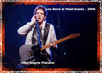 Lou Reed al Palacatania 2006 -   - Catania (1589 clic)