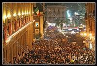 Catania in festa per la sua Patrona (2733 clic)