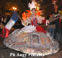 Carnevale di Misterbianco 2004  - Misterbianco (6822 clic)