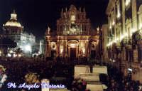 Catania- Festa di Sant'Agata. Fuochi.  - Catania (2546 clic)