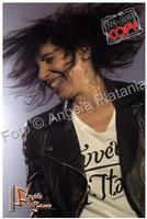 Fantastica Giorgia in concerto Ph Angela Platania  - Acireale (1210 clic)