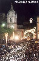 Festa di Sant'AGATA - Piazza Borgo (Cavour)  - Catania (2846 clic)