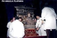 Festa di Sant'AGATA - Rientro in cattedrale  - Catania (2529 clic)