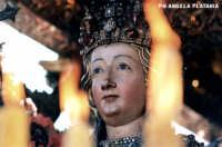 Festa di Sant'AGATA - Primo piano del busto reliquiario   - Catania (3855 clic)
