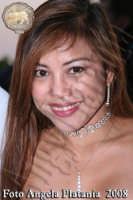 Taormina Fim Fest Giugno 2008. La figlia di Marlon Brando, Angelique - Foto Angela Platania  - Taormina (5249 clic)