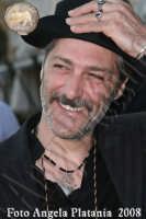 Taormina Fim Fest Giugno 2008. Marcello Mazzarella - Foto Angela Platania  - Taormina (1910 clic)