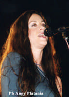 Palermo - Alanis Morrisette in concerto PALERMO ANGELA PLATANIA