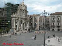 Catania - Piazza Duomo ristrutturata  - Catania (2716 clic)