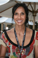 La modella Padma Lakshmi   - Taormina (3165 clic)