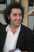 Il regista Paolo Sorrentino  - Taormina (2754 clic)