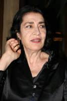 L'attrice Irene Papas  - Taormina (8294 clic)