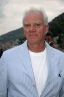 Il regista e produttore Malcom Mcdowell  - Taormina (2885 clic)