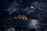Isola Lachea, vista da acitrezza. Ph Angela Platania...   - Aci trezza (4862 clic)