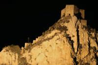 Veduta del castello di S. Alessio  - Sant'alessio siculo (7080 clic)