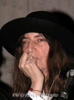 Patti Smith - Le Ciminiere- 2004  - Catania (3047 clic)