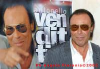 Catania - Hotel Excelsior - Conferenza Stampa Antonello Venditti-2005  - Catania (2453 clic)