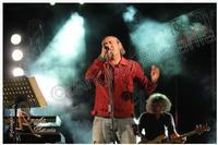 Musica live Luca Carboni le ciminiere etnafest. Ph Angela Platania  - Catania (1383 clic)