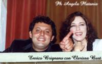 Catania - Clarissa Burt ed Enrico Brignano al Teatro Metropolitan  - Catania (3611 clic)