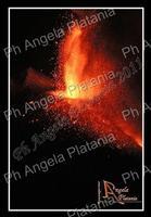 senza fiato Quando il rumore diventa poesia e colore.... L'etna in eruzione Ph Angela Platania  - Pisano etneo (4393 clic)
