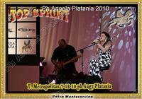 Top Sprint- La cantante Petra Montecorvino - Ph Angela Platania  - Catania (2436 clic)